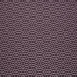 Stratus Mulberry Pencil Pleat Curtains