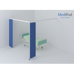 MediPod - Type 4 Large 3x3m Size Corner & Extension Kit