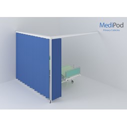 MediPod - Type 4 Standard 2x2m Size Corner & Extension Kit