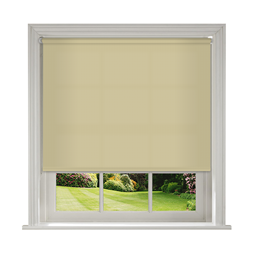 Aura Cream roller blind