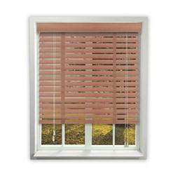 Beech Wooden Venetian Blinds