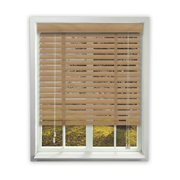 Canadian Maple Wooden Venetian Blinds