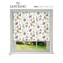 Disney The Lion King Safari Roller Blind