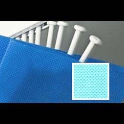 DPL4 Harrier Light Blue disposable curtain