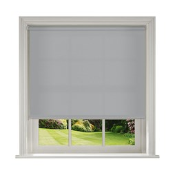 Banlight Duo Grey roller blind