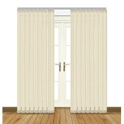 banlight duo fr angora vanilla vertical blinds