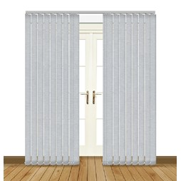 Eclipse Japonica ASC Iris Vertical Blinds