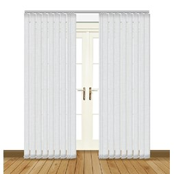 luce snowdrop vertical blinds uk