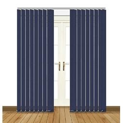 eclipse odessa navy vertical blinds