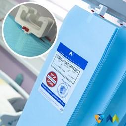 Fast-Fit - Pastel Blue 7.2M