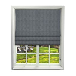 Cosmos Ink Roman Blinds