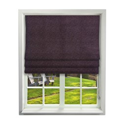 iLiv Quartz Mulberry Roman Blinds