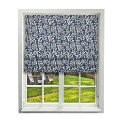iLiv Scandi Leaves Capri Roman Blinds