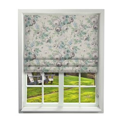 iLiv Summer Rose Antique Roman Blinds