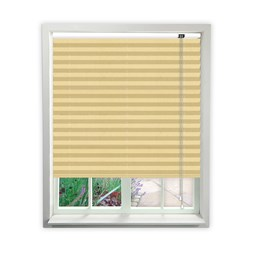 Basix Calico Pleated Blind