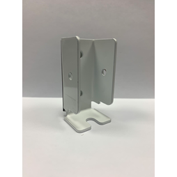 124 Wall Shoe Bracket - Cleanitrack and Omnitrack