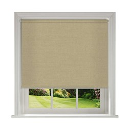 Splash Hessian Roller Blind Curtain & Blinds Online