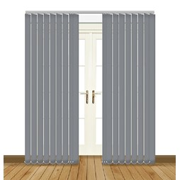 Splash Bullet Vertical Blind