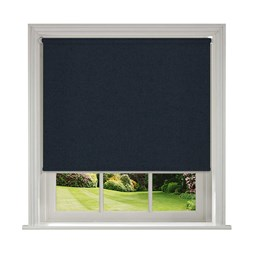 Splash Indigo Roller Blind Curtain & Blinds Online