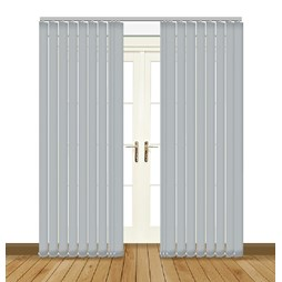 Splash Mirage Vertical Blind