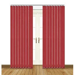 Splash Ruby Vertical Blind Curtain & Blinds Online