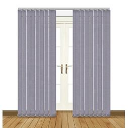 Splash Sloe Vertical Blind Curtain & Blinds Online