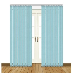 Splash Tiffany Vertical Blind Curtain & Blinds Online