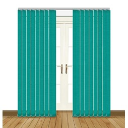 Splash Twist Vertical Blind Curtain & Blinds Online