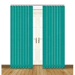 Splash Twist Vertical Blind Curtain & Blinds Online