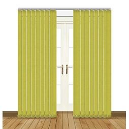 Splash Vine Vertical Blind Curtain & Blinds Online