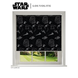Star Wars Battle Scene Roller Blinds