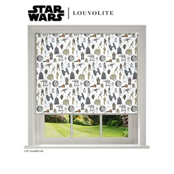 Star Wars Characters Roller Blind