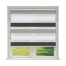 Trieste Mercury Vision Blind   Contemporary Day & Night Blind
