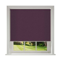 Unilux Aster blackout PVC roller blinds