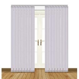 Unilux blackout PVC vertical blinds