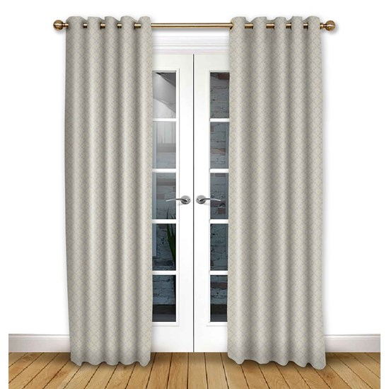 Arley Haze Eyelet Curtains