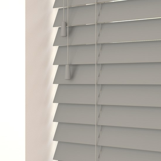 Athena Fine Grain Faux Wood Venetian Blind