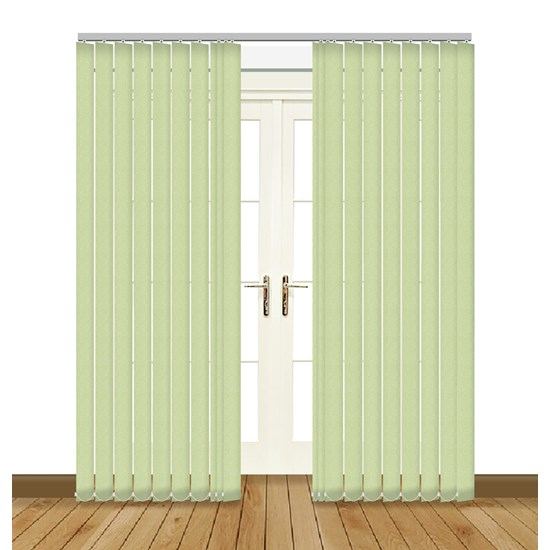Aura Emerald Vertical Blind