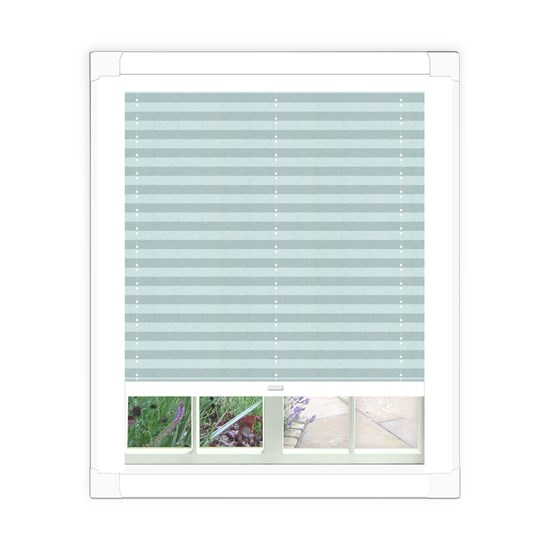 Aura Ice Perfect Fit Pleated Blind