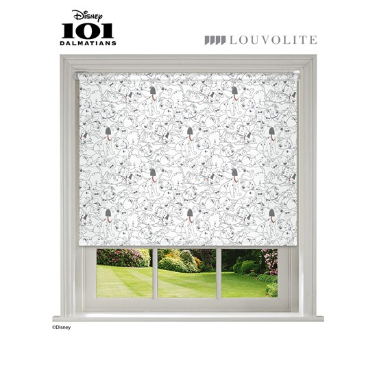 Disney 101 Dalmatians Dream Time Roller Blind