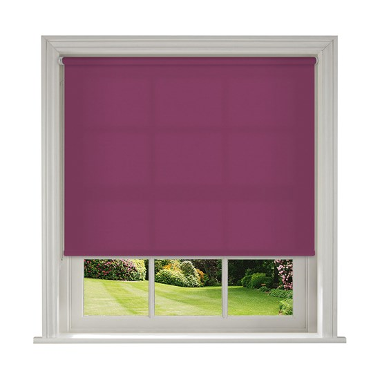 Banlight Duo Grape Roller Blind