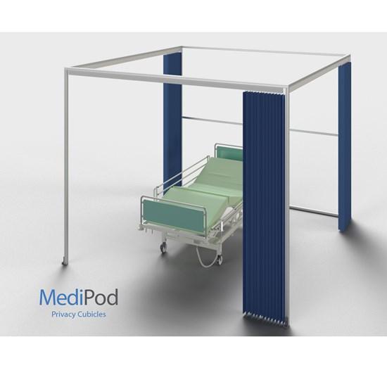 MediPod - Type 1 - Freestanding Standard 2m x 2m Kit