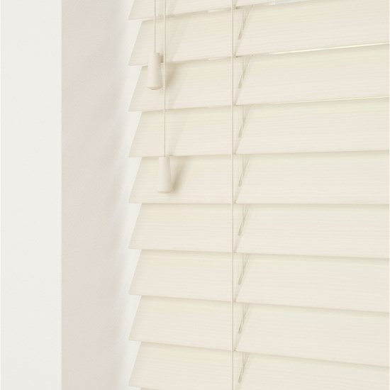 Mirage Fine Grain Faux Wood Venetian Blind