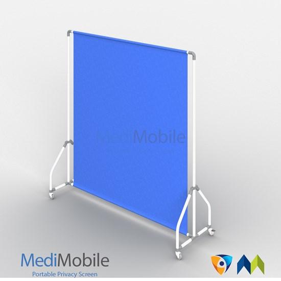 Microban Panel Summer Blue