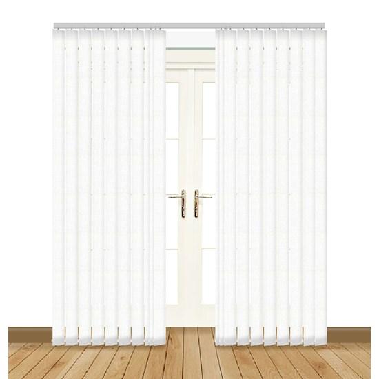 Open Linen White