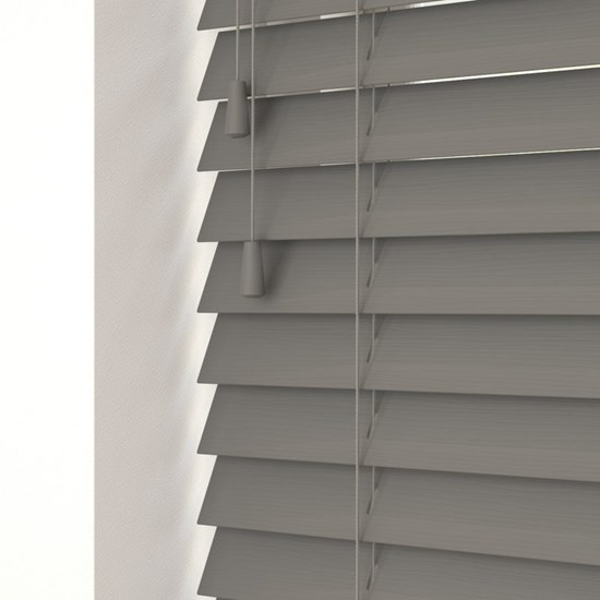Orion Fine Grain Faux Wood Venetian Blind