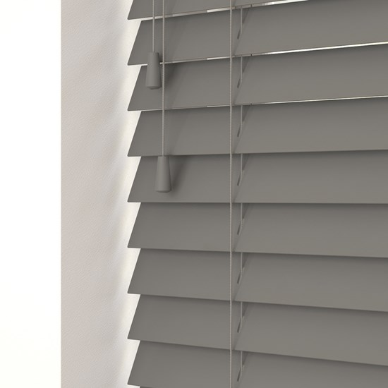 Orion Faux Wood Venetian Blind