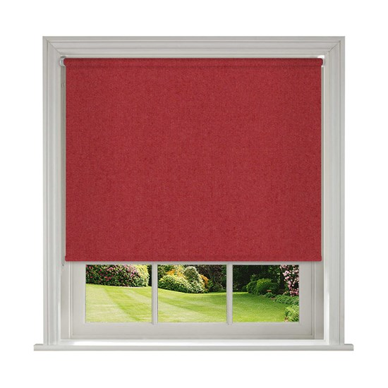 Splash Ruby Roller Blind