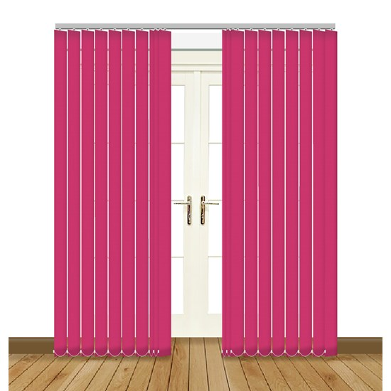 Splash Lipstick Vertical Blind