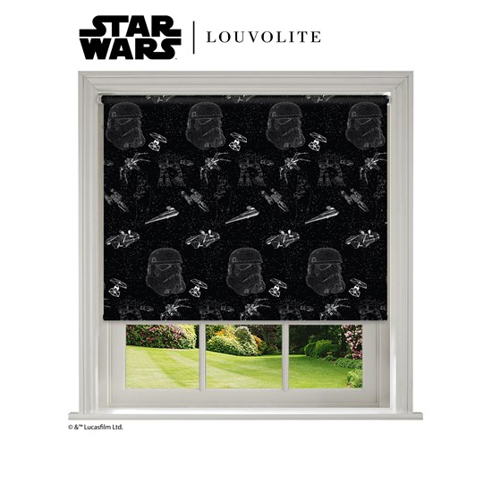 Star Wars ™ Battle Scene Roller Blind